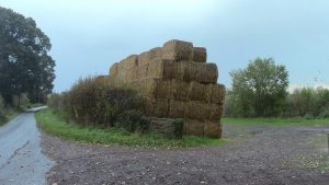 hay-stack-at-hinnington-road-walking-in-shropshire-walking-and-wine